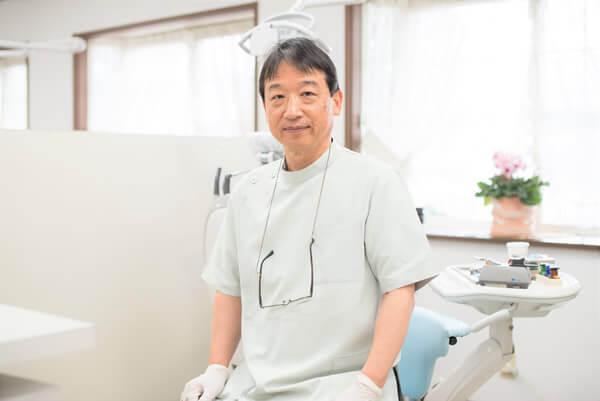 愛媛県東温市にある歯科医院 近藤歯科クリニック